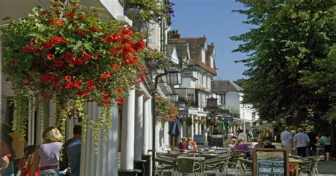 History Of The Royal Tunbridge Wells Pantiles