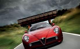CARZ WALLPAPERS Alfa Romeo 8c