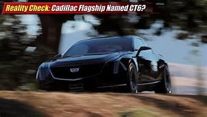 Reality Check Cadillac Flagship Named CT6  TestDrivenTV