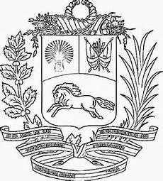 simbolos naturales del estado cojedes para colorear escudo de venezuela dibujo para colorear mapa de venezuela escudos dibujo