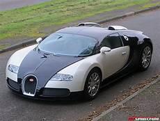 Black And Bugatti by Stunning Black White Bugatti Veyron For Sale Gtspirit