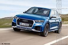 Audi Rs Q5 2017 Vorschau Motor Und Preis Autobild De