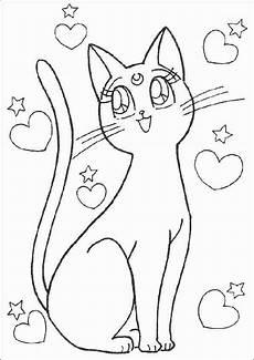 Ausmalbilder Zum Ausdrucken Katze Ausmalbilder Gratis Katzen 10 Ausmalbilder Gratis