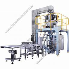 complete vertical form fill and seal vffs packaging line