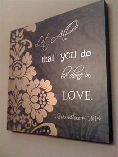 Home Decor Quotes Ideas by Contemporary Canvas Home Decor Bible Verse 40 00