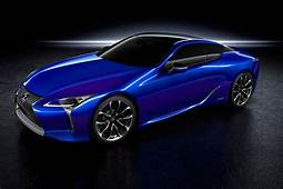 Lexus LC500h New Coupe Gets Clever Complex Hybrid Tech