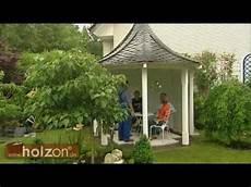 Pavillon Selber Bauen Oder Holzpavillon Gartenpavillon