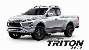 2019 Mitsubishi Strada Philippines %Review Specs And
