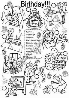 birthday celebration worksheets 20208 birthday esl worksheet by im lety