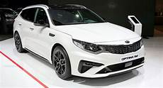 2018 Kia Optima Gets Styling Tech And Engine Updates