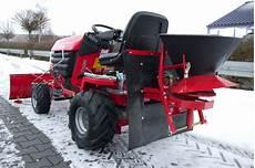 westwood winterdienst traktor mit allradantrieb t 216kawa 4wd