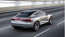 Audi Neu Angetrieben - die zukunft zum greifen nah der neue audi e