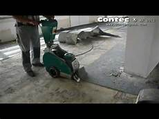 Contec Bull Teppich Und Pvc Entfernen Removing Carpet And