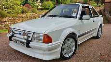 ford rs turbo stunning 1986 ford rs turbo custom s1 history file