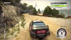 Dirt 2 Ps3 Gameplay Early Career Point To Point Rally