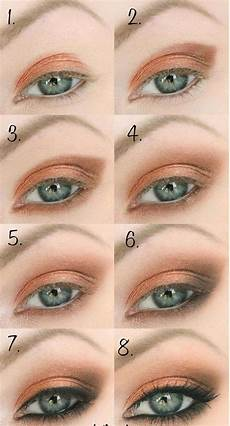 Tuto Maquillage Yeux Marrons Quotidien