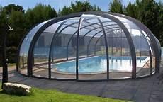 dome pour piscine hors sol abri en forme de d 244 me pourquoi est il le plus r 233 pandu
