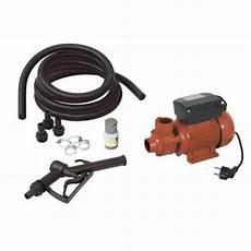ribimex kit pompe a gasoil electrique 230v distriartisan