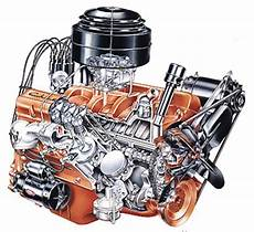 how does a cars engine work 2011 chevrolet aveo interior lighting chevy 265 cid v 8 engine howstuffworks