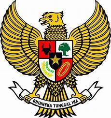 Lambang Negara Indonesia Bhinneka Tunggal Ika Jpg Png