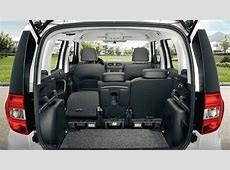 Skoda Yeti 2014 dimensions, boot space and interior