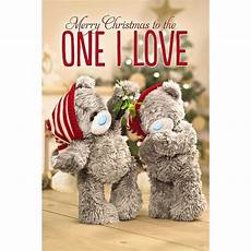 3d holographic one i love me to you christmas card x93mz053 me to you bears online store