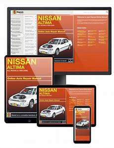 online car repair manuals free 2006 nissan altima spare parts catalogs nissan altima online service manual 1993 2006