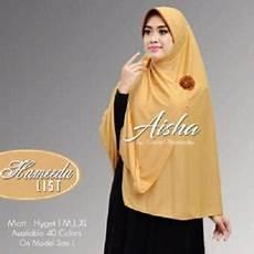 Harga Instan Jilbab Instan Bergo Aisha Hameeda Hyget