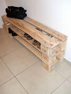 Schuhschr 228 Nke Einzigartiges Schuhregal Aus Paletten Ab