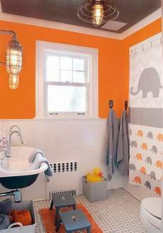 Bathroom Ideas Orange by 50 Cool Orange Bathroom Design Ideas Digsdigs