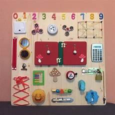 activity board busy board sensory board montessori etsy
