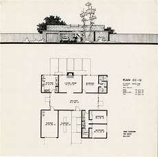eichler house plans eichler plan cc 13 claude oakland modern house plans