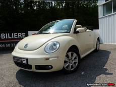 new beetle occasion pas cher volkswagen new beetle 1 9l 105ch collection occasion