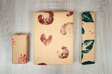 Geschenkpapier Selbst Gestalten Sch 246 N Einpacken