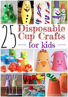 wm basteln kinder 25 disposable cup crafts for cup crafts k cup