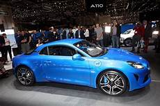 New Alpine A110 Heading To Show For Its Uk Debut