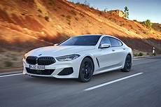 photoshoot the 2020 bmw 8 series gran coupe in mineral white