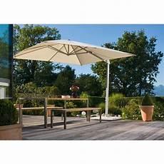 sonnenschirm für terrasse freiarm sonnenschirm weish 228 upl sonnenschirm garten