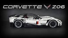 lego technic rc chevrolet corvette z06