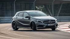 Mercedes A Class Review A45 Amg Hatch Driven 2013