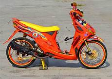 Modifikasi Motor Mio J by Gambar Modifikasi Motor Mio J Foto Modifikasi Motor