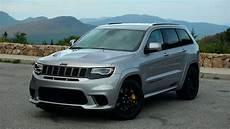 2018 Jeep Grand Trackhawk Design In Grey