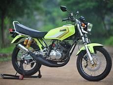 Modifikasi Motor Rx King 1997 by Foto Modifikasi Yamaha Rx King 1997 Ijo Pupus