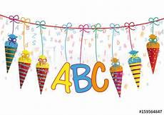 Abc Malvorlagen Xxi Quot H 228 Ngende Bunte Schult 252 Ten Mit Abc Buchstaben Und Zahlen