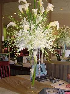 calla lillie and orchid centerpiece calla lilies and or orchids centerpieces pics please