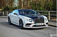 bentley continental supersport bentley continental supersports coup 233 2018 8 march 2017