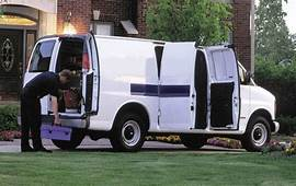 Used 2001 Chevrolet Express Cargo Van Pricing & Features