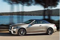 merc blows the roof the mercedes e class cabriolet at