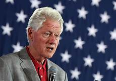 bill clinton some probably gave to foundation to influence time