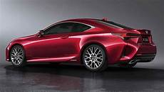 2019 lexus rc gets an lc inspired makeover auto news